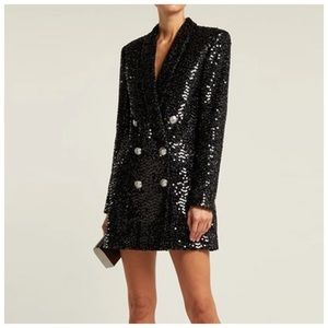 💐 The Laly Gorgeous Sequin Blazer Jacket